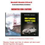 incontro con Massimo Fossati
